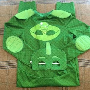 Gecko costume